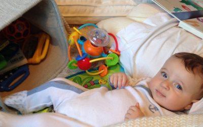 Najlepsze zabawki dla niemowlaka – jak wybrać?